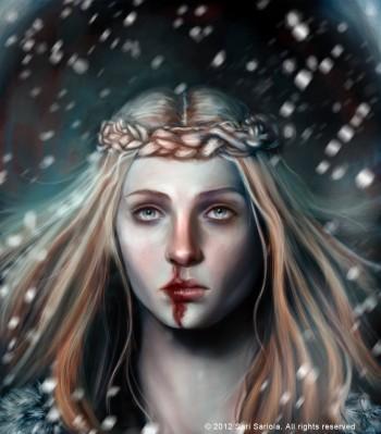 Sansa Stark by Sari Sariola