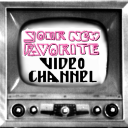 your new favorite band video channel
